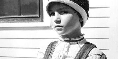 """8. Tatum O' Neal ganó el Oscar con solo 10 años en 1973 en """"Luna de Papel"""", donde actuaba con su padre, el famoso Ryan O´Neal. Foto:vía Getty Images"""
