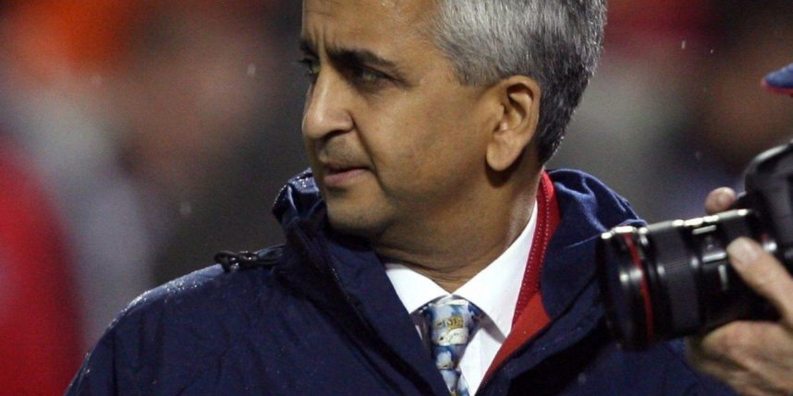 """Sunil Gulati, presidente de US Soccer: """"Aunque el resultado de la elección nos decepciona, vamos a seguir trabajando para lograr un cambio significativo en la FIFA #FIFAReform"""". Foto:Vía twitter.com/sunilgulati"""