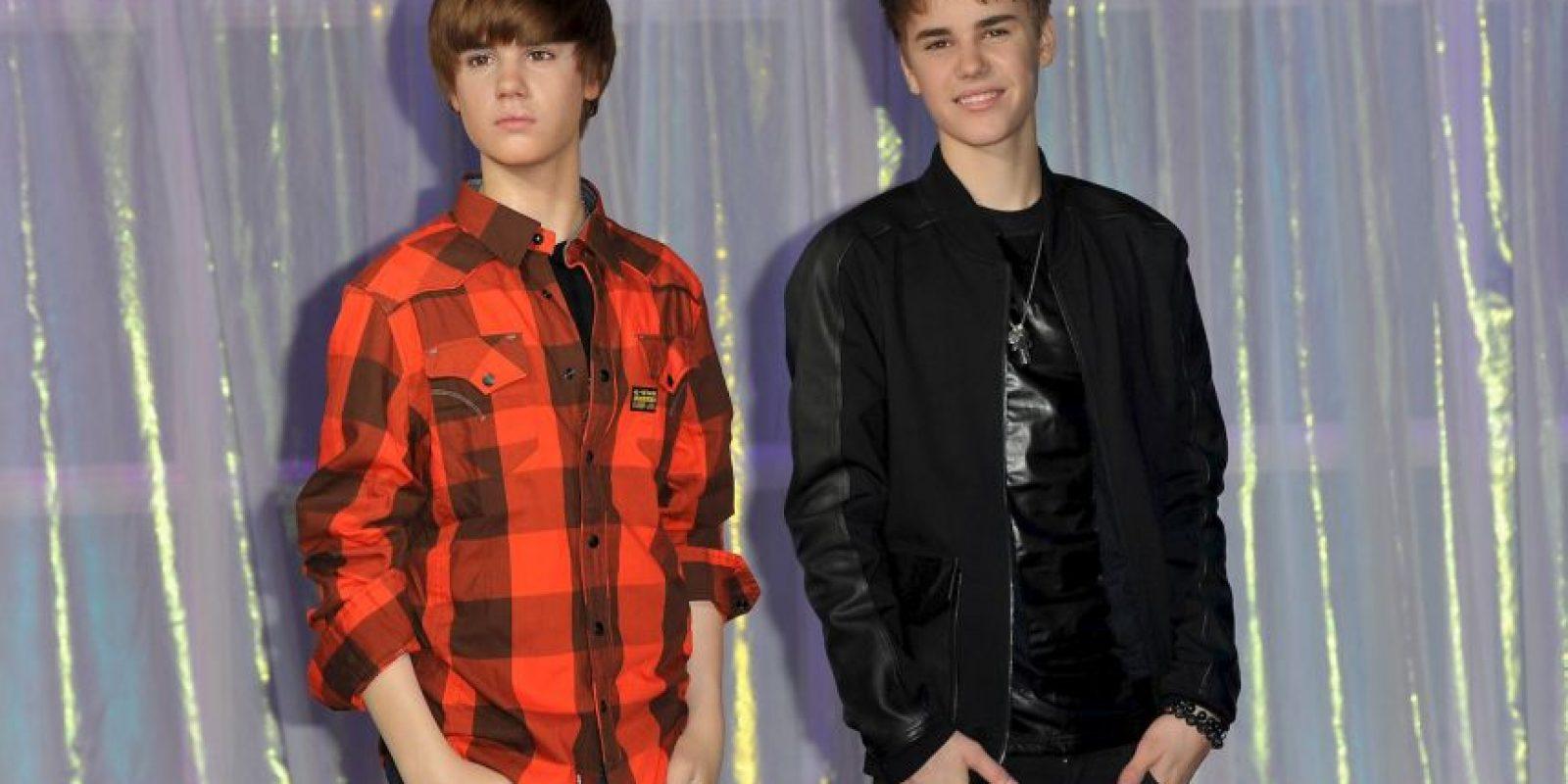 Justin Bieber en 2011 Foto:Getty Images