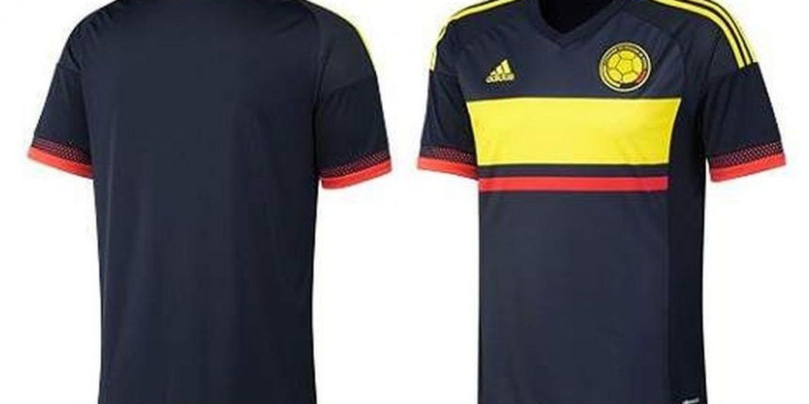 Así es la camiseta de visitante. Foto:Adidas