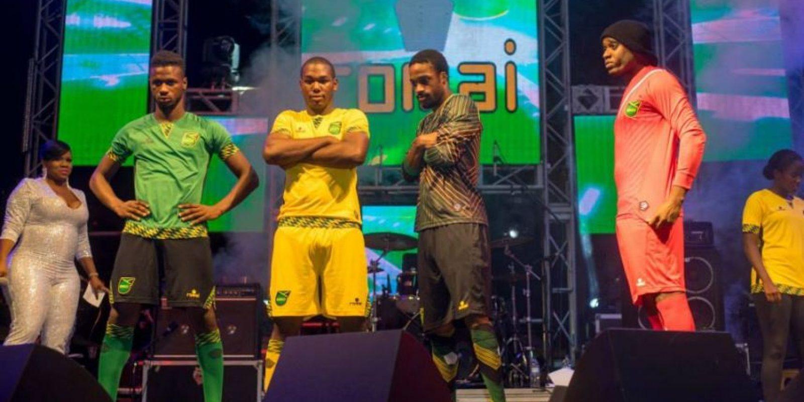 Jamaica Foto:Vía facebook.com/JamaicaFootballFederation
