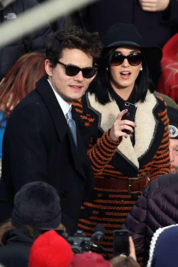 Katy Perry y Mayer podrían haber retomado su relación. Foto:Getty Images