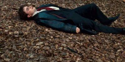 """David Holmes, el doble de Daniel Radcliffe quedó parapléjico después de filmar la cinta """"Harry Potter y las Reliquias de la Muerte"""". Foto:vía facebook.com/harrypottermovie"""
