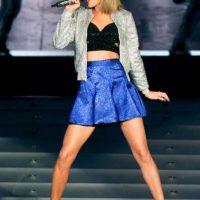 Tres chicas fueron a un concierto de la cantante Foto:Getty Images