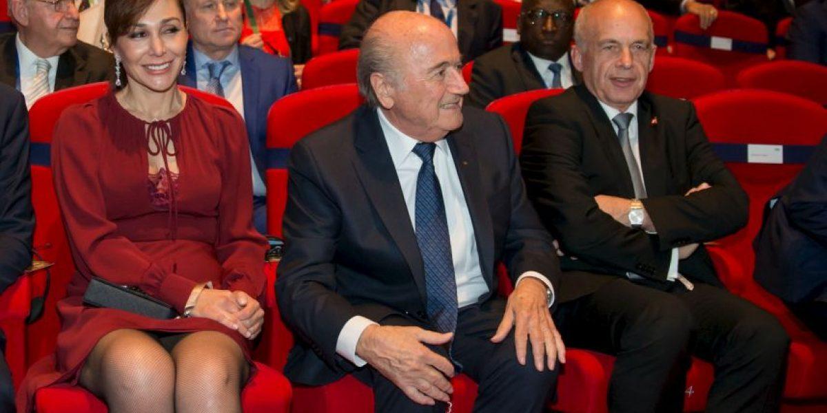 Linda Barras: Ella es la mujer detrás del poder de la FIFA