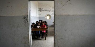 """""""El gobierno sirio tiene un papel importante en el crecimiento de redes terroristas, por la actitud permisiva que el régimen de Asad tuvo con los militares extranjeros de Al Qaeda"""", se lee en el informe Foto:AFP"""