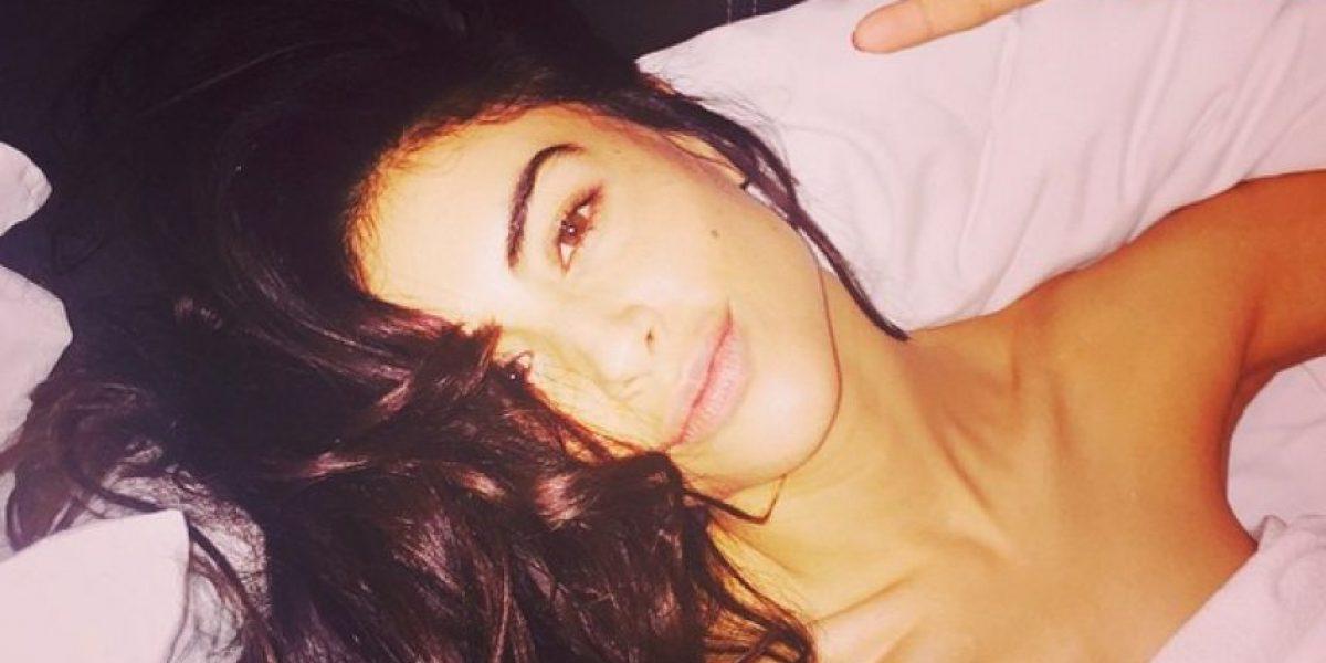 Con grosería y cansada de las críticas Jessica Cediel respondió a quienes la critican