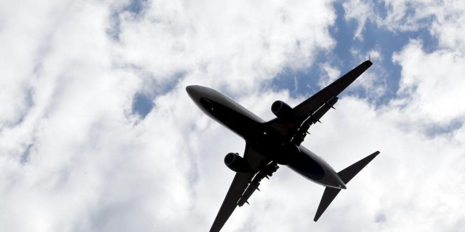 4. Se enojó porque le desearon Feliz Navidad y lo bajaron del avión Foto:Getty Images