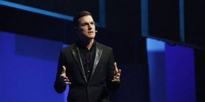 El australiano Andrew Wilson es director ejecutivo de Electronic Arts desde 2013, empresa propietaria del juego Plants vs. Zombies. Foto:Getty Images
