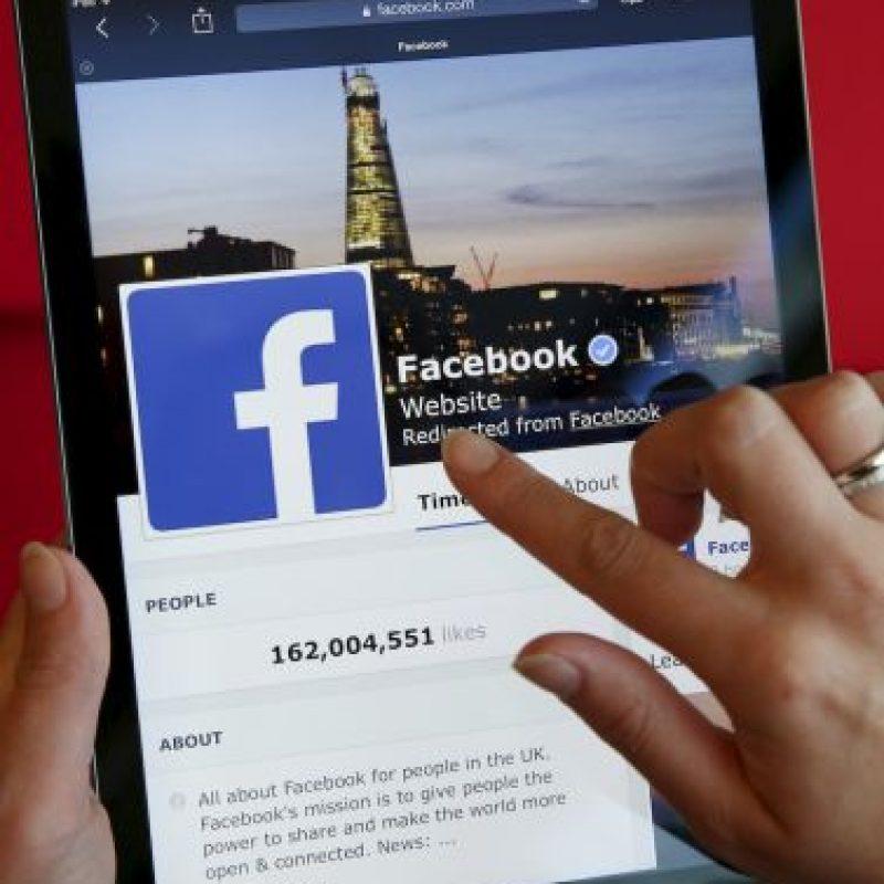 74% acceden a Facebook desde su dispositivo Android, 11 desde sus teléfonos simples y 8% desde iOS. Foto:Getty Images