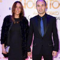 Anna Ortiz, esposa de Andrés Iniesta. Foto:Getty Images