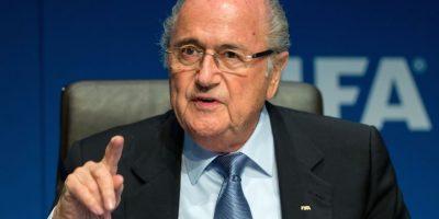Como consecuencia las selecciones de los países en vías de desarrollo apoyan la administración de Blatter. Foto:Getty Images