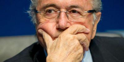 """""""Al final de mi periodo le entregaré a mi sucesor una FIFA fuerte. Será robusta"""". Foto:Getty Images"""