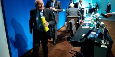 """Lo llamó """"ladrón"""". Foto:vía Getty Images"""