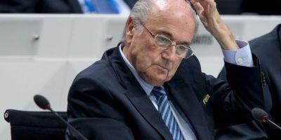 El favorito para ganar la elección es el actual timonel de la FIFA, el suizo Joseph Blatter (79 años) Foto:Getty Images