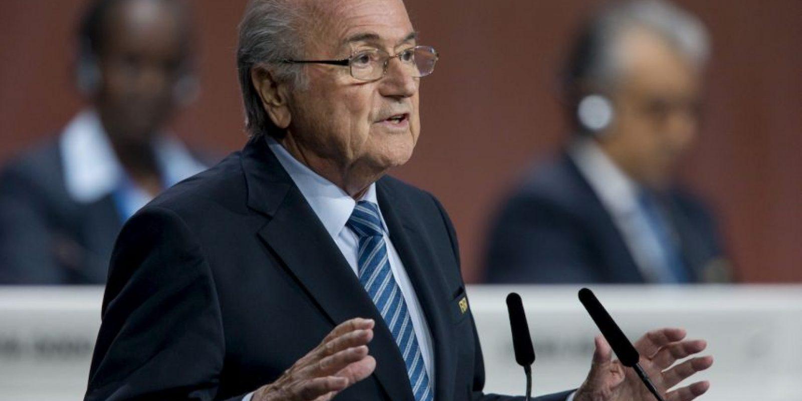 Está siendo altamente cuestionado debido al escándalo de corrupción que se desató esta semana Foto:Getty Images