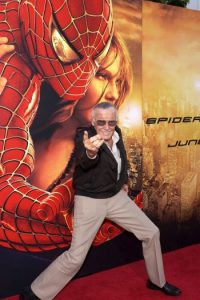 "Es el cocreador de ""Spider-Man"" Foto: Getty Images"