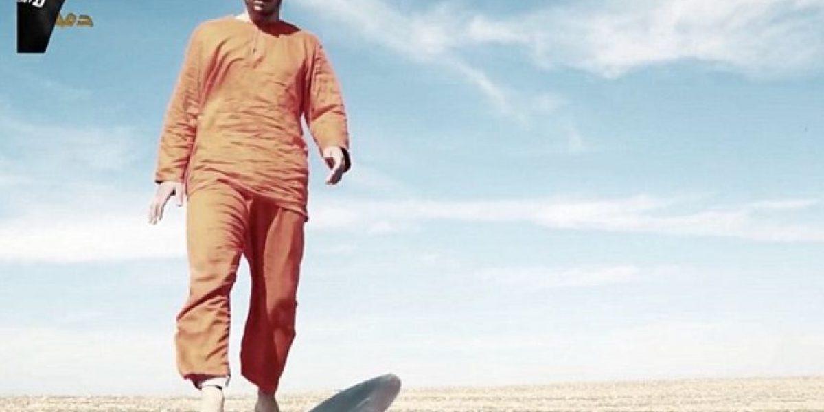 ISIS hizo que este hombre cavara su tumba para matarlo
