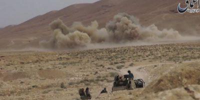 La cual se encuentra sitiada por ISIS Foto:AP