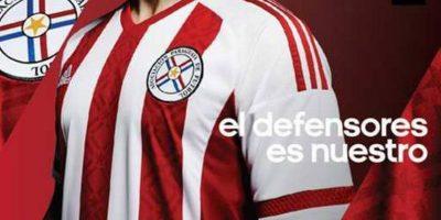 Paraguay Foto:Adidas