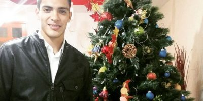El delantero del Atlético de Madrid tiene 24 años. Foto:Vía instagram.com/raulrj11