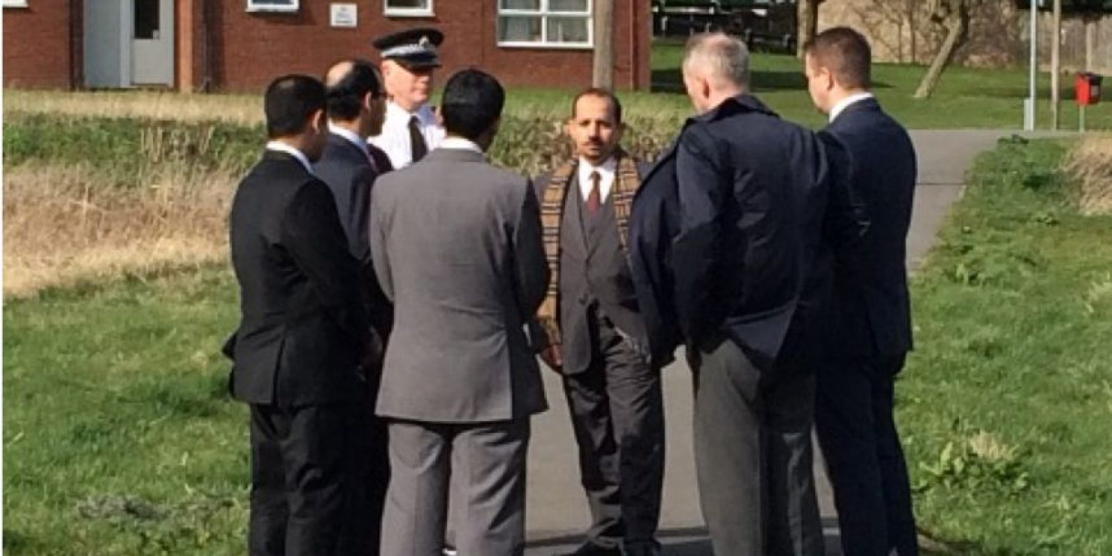 Nahid Almanea también fue asesinada con un arma blanca de camino a la universidad. Foto:Vía essex.police.uk