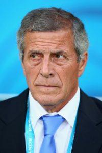Óscar Tabárez Foto:Getty Images
