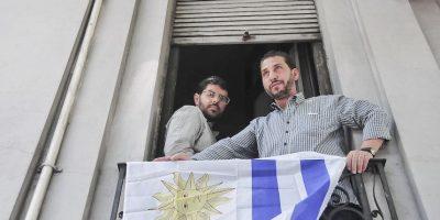 Dos de los exreos de Guantánamo, se casan en Montevideo.