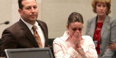 2. En 2011 fue declarada no culpable de asesinato en primer grado, homicidio culposo y abuso infantil. Foto:Getty Images