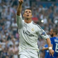 DELANTERO: Cristiano Ronaldo (Real Madrid) Foto: Getty Images