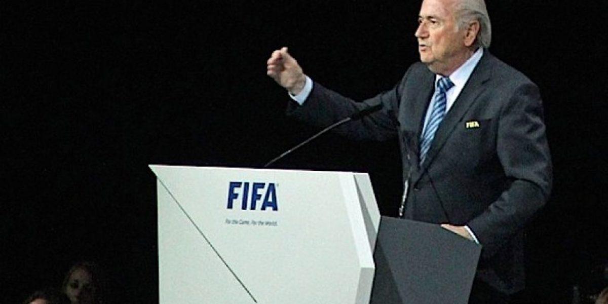 Blatter denuncia campaña de odio de la UEFA y Estados Unidos