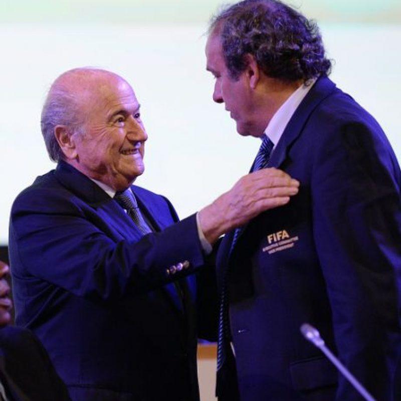 Otros de sus detractores fueron Sunil Gulati, presidente de US Soccer y la Real Federación Holandesa de Fútbol (KNVB). Foto:Getty Images