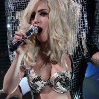 Antes de Lady Gaga. Foto:vía Getty Images