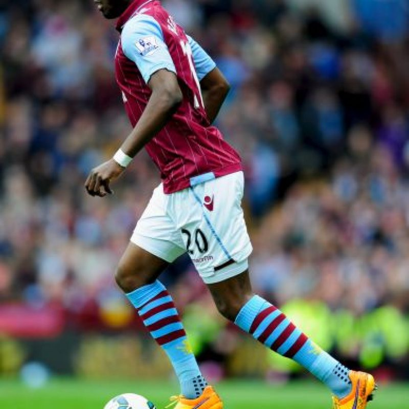 Christian Benteke Foto: Getty Images