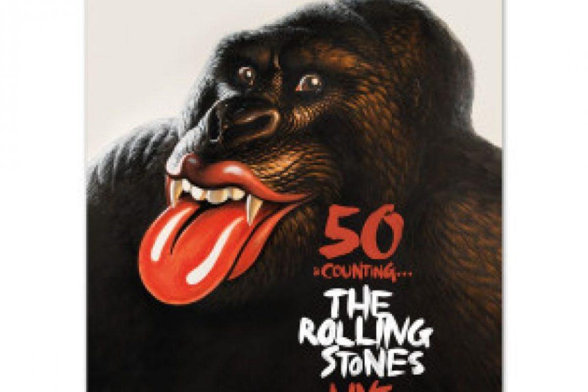 Este fue el póster real de su gira. Foto:vía Tumblr