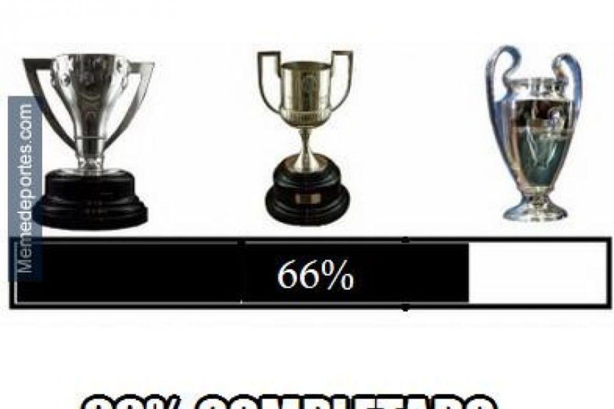 Sólo les falta la Champions League Foto:memedeportes.com