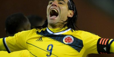 Radamel Falcao (Monaco) Foto: Getty Images