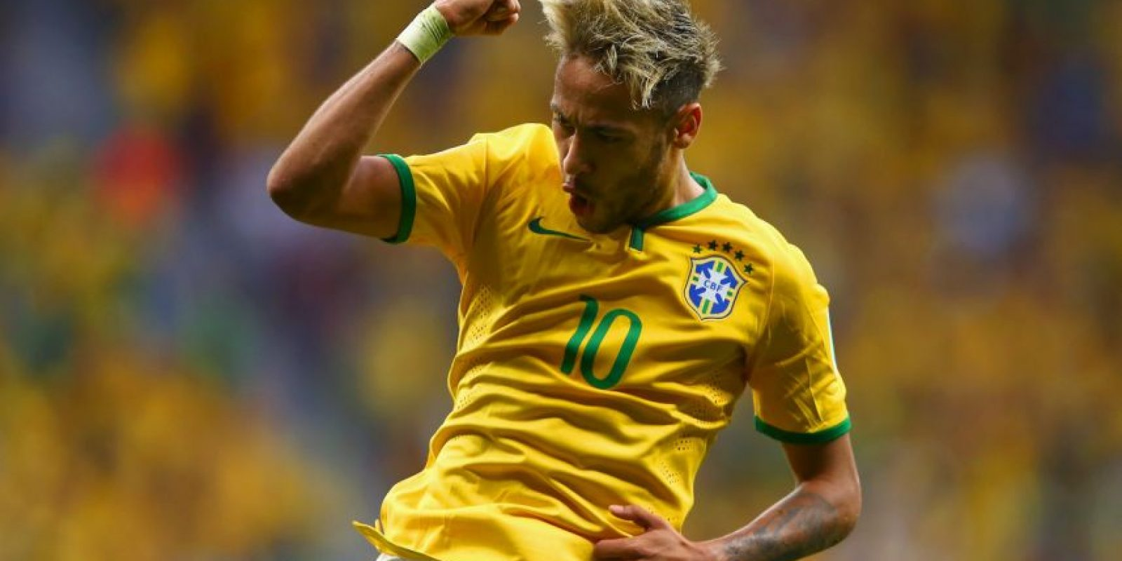 Figuras: Neymar (Barcelona) Foto: Getty Images