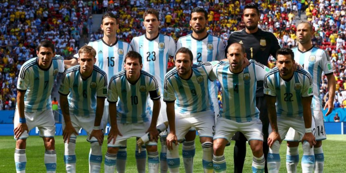 Ellos son los máximos favoritos a ganar la Copa América 2015