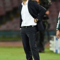 Ernesto Valverde nunca ha perdido una final de Copa. Ganó las dos que disputó en Grecia como entrenador y la única que jugó como futbolista, defendiendo al Barcelona en 1990. Foto:Getty Images