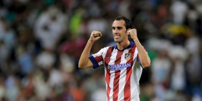 CENTRAL: Diego Godín (Atlético de Madrid) Foto: Getty Images