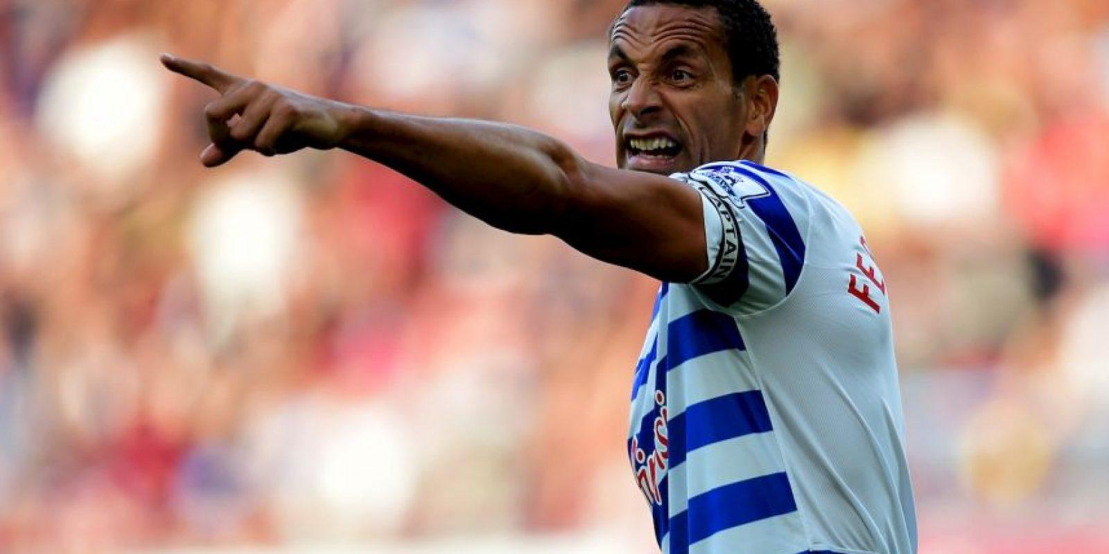A sus 36 años, Rio Ferdinand anunció que se retira del fútbol. Foto:Getty Images