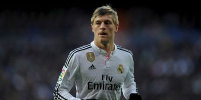 MEDIO: Tony Kroos (Real Madrid) Foto:Getty Images