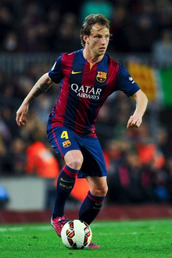 CENTRAL: Gerrard Piqué (Barcelona) Foto: Getty Images