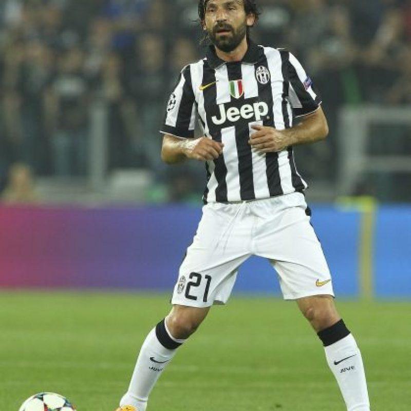"""Varios medios aseguran que el """"maestro"""" italiano estaría jugando sus últimos partidos con la camiseta de la Juventus. """"Sky Sports Italia"""" informó hace semanas un interés del Al-Saad catarí en él y a últimos días manifestó que también el New York City de la MLS buscará ficharlo. Foto:Getty Images"""