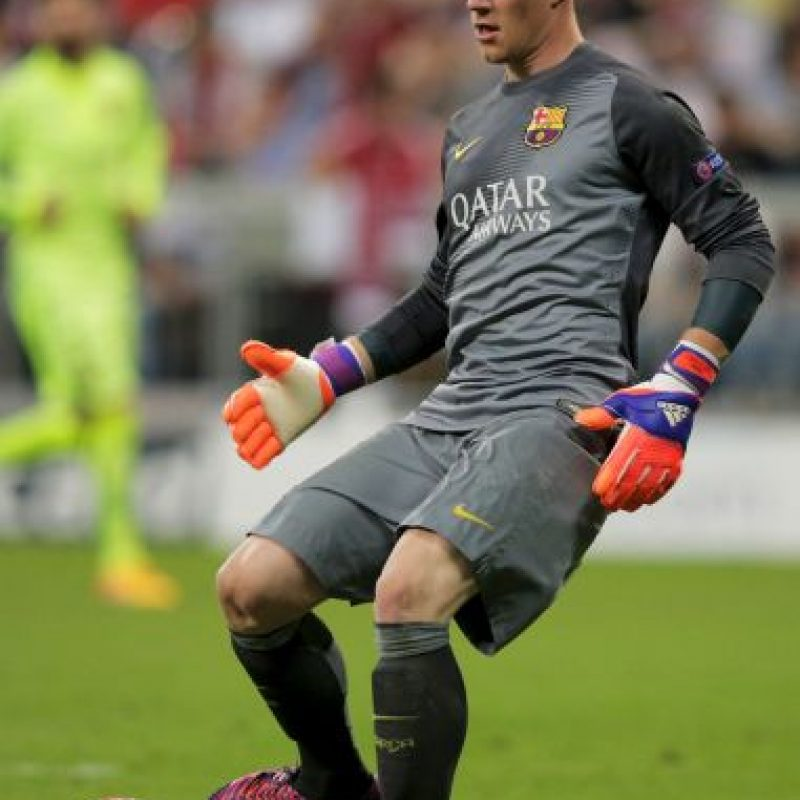 BARCELONA/Portero: Ter Stegen Foto: Getty Images