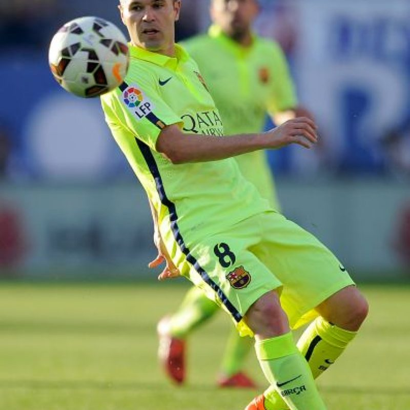 Andres Iniesta Foto: Getty Images