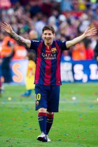 Lionel Messi (Barcelona) Foto:Getty Images