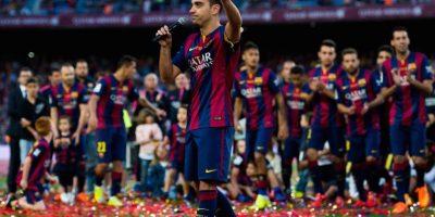 El volante del Barcelona saldrá del equipo después de la final de la Champions League y aunque todo indica que irá a Catar para jugar en el Al Sadd, equipos como el PSG han manifestado su deseo de que permanezca en Europa. Foto:Getty Images