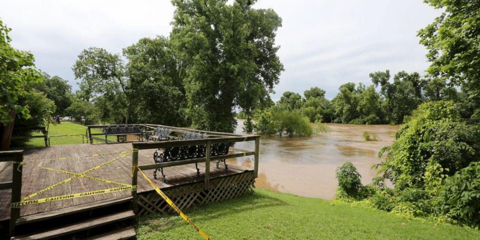 Se espera que más tormentas se desarrollen durante la noche del viernes en Texas. Foto:Getty Images